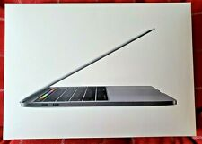 "Brand New Apple MacBook Pro 13"" Touch Bar & ID 2.7GHz i7 256GB 8GB A1989 - Grey"