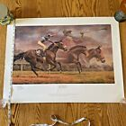 Fred Stone Art / The Final Call - John Henry / Signed