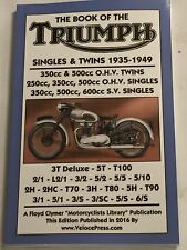TRIUMPH TIGER 70 80 90 C 100 2H 2HC 3S 3SC 3H 5H 5T SPEED TWN 5S 6S MANUAL 35-49