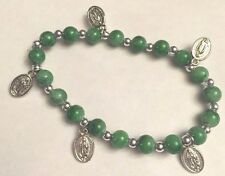 Lady of Guadalupe Bracelets - For Favors, Baptism,Communion, Confirmation 12/pk