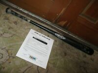 Richie Sexson Game Used Old Hickory Baseball Bat PSA Certified