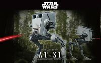 Bandai Star Wars AT-ST Imperial All Terrain Scout Transport Walker 1/48