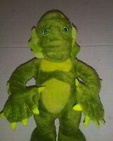 "Universal Monster 1999 CVS Creature from Black Lagoon 8"" Plush Stuffins Toy VTG"