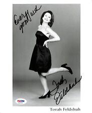 Tovah Feldshuh PSA/DNA Certified Autograph Signed 8X10 Photo