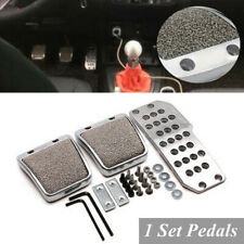 Universal Car Vehicle Foot Pedals Pad Clutch Brake Non-Slip Manual Footst Cover