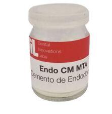 5 x Dental MTA Root canal repair treatment materials ENDO-CM