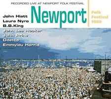 Laura Nyro - Newport Folk Festival 1989 (NEW 3 x CD)