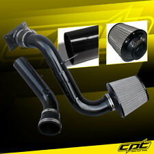 00-05 Mitsubishi Eclipse 2.4L 4cyl Black Cold Air Intake + Stainless Air Filter