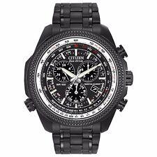 Citizen Eco-Drive Men's BL5405-59E Chronograph Perpetual Calendar 48mm Watch