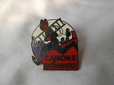 Pin's  Démons et Merveilles Ramone