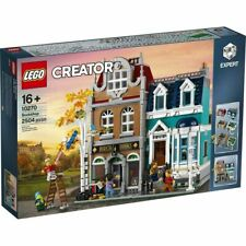 LEGO 10270 Creator Expert Bookshop Modular Set *BRAND NEW SEALED IN BOX*