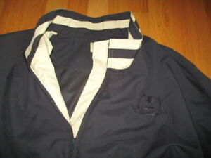Cutter & Buck Label - THE MASTERS CLUB Embroidered Zippered (2XL) Jacket
