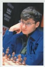 Chess  ALIREZA FIROUZJA signed photo - autograph