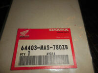 NOS Honda OEM Right Cowl Lower Decal Mark 1996 CBR900RR 64403-MAS-780ZB