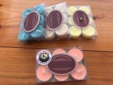 Halloween soy wax gifts... pk 6 tea lights