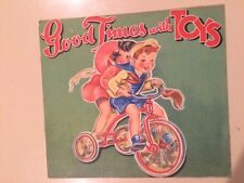 1946 Good Times w Toys Sam'l Gabriel Sons Children's illustrated Softcover