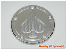 Zündungsdeckel Harley-Davidson Point Timer Cover Softail Dyna Wide Glide Spade
