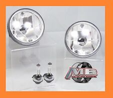 1999-2002 Dodge Ram Clear Fog Lights( With Sport Package ) OEM Replacement PAIR
