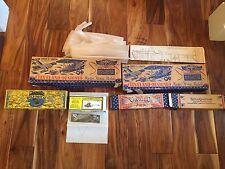 Vintage Balsa Airplane Model Kits- Mixed Lot- *Cleveland*Randles*Esoteric*