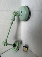 Vintage Industrial Desk Table Lamp . Bauhaus  Home Decor Loft Deck 1950s