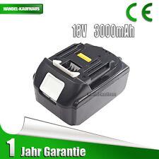 18V 3Ah Lithium Li-ion Battery For 18V Makita LXT400 BL1815 BL1830 BL1835 Drill