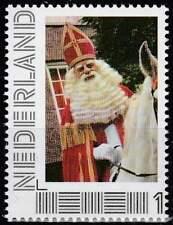 Persoonlijke zegel 60 Jaar TV MNH 15: Intocht Sinterklaas