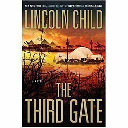 The Third Gate by Lincoln Child (Paperback)