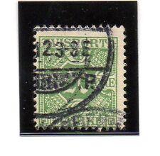 Dinamarca Valor para Periodicos año 1907 (BB-279)