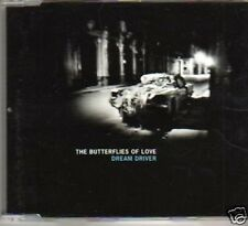 (377W) The Butterflies of Love, Dream Driver - 2002 CD