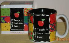 2 Teach is 2... Acrylic Mugs