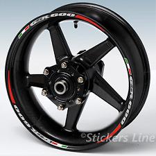Adesivi moto SUZUKI GSR 600 RACING 2 - strisce cerchi