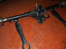 Mercedes Hinterachse 3,69 300 Cabrio W111 W112 W113 W110 Flachkühler Oldtimer