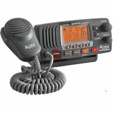 Cobra Marine MR F77B GPS E VHF DSC fisso con GPS integrato NERO art. 020-2910