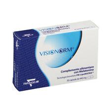Visionorm 30 Cps Complément Alimentaire pour Capacité' Visuel Retina Vue Yeux