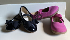 CARTERS & BEIMOO  GIRLS SHOES SIZE 9 M