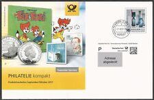 Eigenausgabe vom 7.9.17 - Design aus Deutschland 145 Ct. - PHILATELIE kompakt