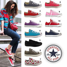 Converse Floral Trainers for Women
