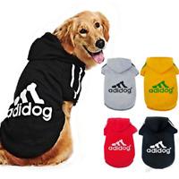 adidas dog hoodie uk