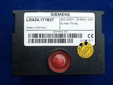 Siemens Ölfeuerungsautomat LOA 24.171B27 Steuergerät Ersatz für LOA 21 + LOA 22