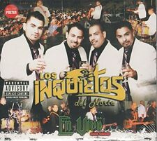 LOS INQUIETOS DEL NORTE CD EN VIVO DESDE OAKLAND NEW SEALED WILL SHIP SAME DAY