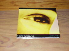 Hans platzgumer-software/Digipack-cd 2002 OVP! SEALED!