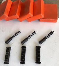 QTY 5 pack Jaw Inserts fit Ridgid 300 400A 500A 535 threader 44715