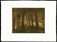 DDR-Kunst, 1987. Aquatinta Wolfgang DOMRÖSE (*1948 D) handsigniert, numm. 10/20