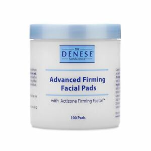 NEW Dr. Denese Advanced Firming Facial Pads (100 Count) *SEALED*