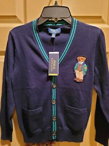 Polo ralph lauren Bear Boys Sweater Size