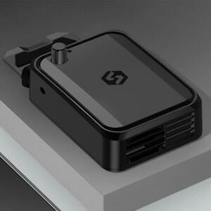 Laptop Cooler USB Air External Extracting Vacuum Portable Fan Cooling Hot J0O2