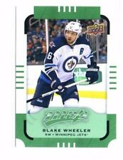 Blake Wheeler  2015-16 Upper Deck MVP, (Green), #55