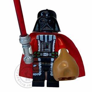 LEGO Genuine Star Wars Santa Darth Vader Minifigure from 75056 Advent - sw0599