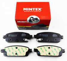 BRAND NEW MINTEX REAR BRAKE PADS SET MDB3182 (REAL IMAGES OF THE BRAKE PADS)