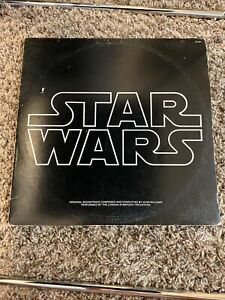LN Condition 1977 Star Wars Original Soundtrack. With Insert, No Poster